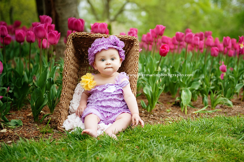 Spring flowers and beautiful sisters * Baltimore MD Child and Family ...